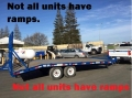 Rental store for TRAILER, DECKOVER, 2 AXLE in Placerville CA